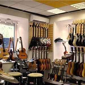 Музыкальные магазины Новодвинска