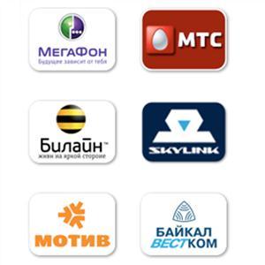Операторы сотовой связи Новодвинска