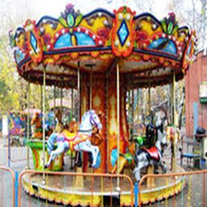 Парки культуры и отдыха Новодвинска